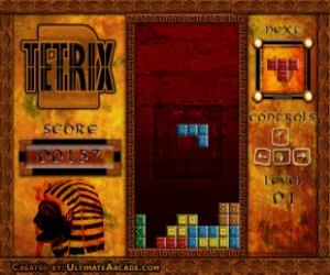 Египетский тетрис
