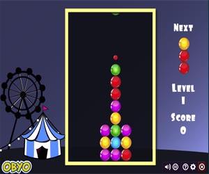Tetris Shariki Тетрис шарики
