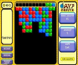 Тетрис кубики